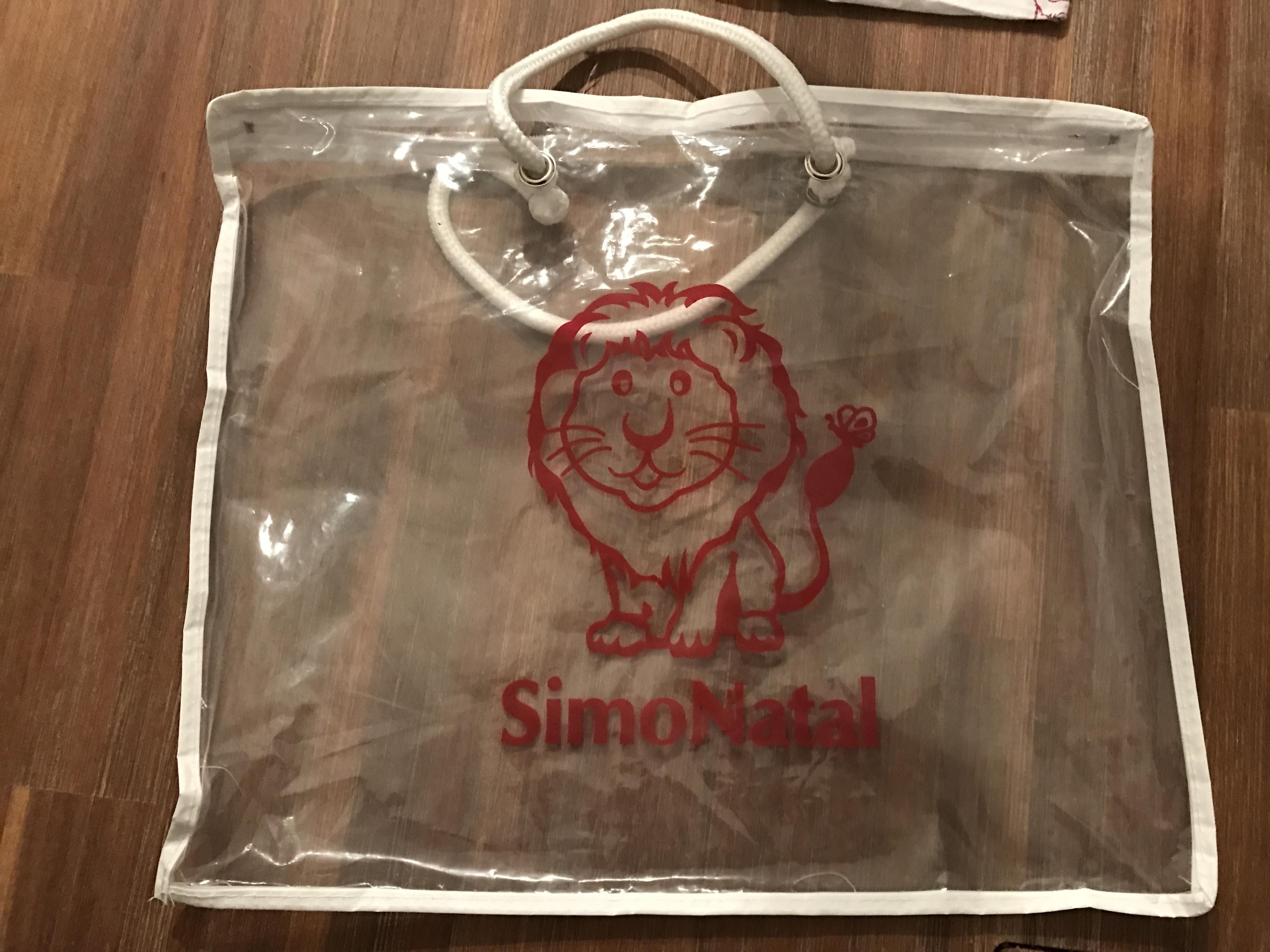 Simonatal - Babydorm Verpackung